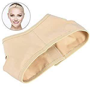 Slimming Cheek Mask,Aptoco Wellness Masks,Anti-Stress Masks,Face Line Slim,Smooth Breathable Compression Chin Strap Neck Support Lift V Face Line Slim Up Belt Strap