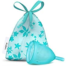 "Ladycup - Copa menstrual ""Moonstone blue"", Talla- L (Large)"