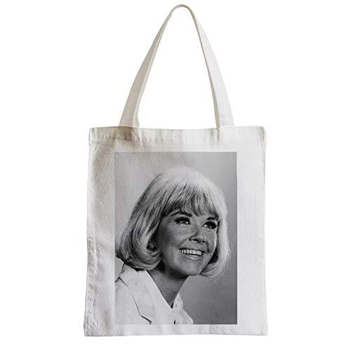 Große Tasche Sack Strand Schüler Foto von Star Berühmte Schauspielerin Doris Day Altes Kino Original 6 (Stars Kino 6)