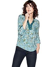 e0aec897ab6c59 Amazon.co.uk: Mantaray - Tops, T-Shirts & Blouses / Women: Clothing