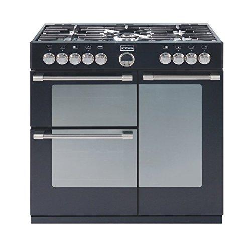 stoves-sterling-900dft-90cm-dual-fuel-range-cooker-black