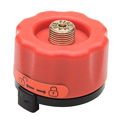 Fire-Maple Gasflaschenadapter Düse Adapter Gaskartusche Gaskocher Brenner Konverter