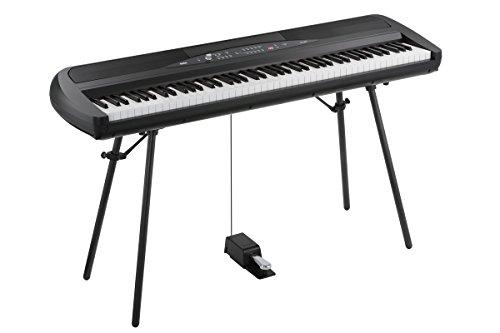 KORG SP280 - SP-280 PIANO DIGITAL 88 TECLAS NEGRO