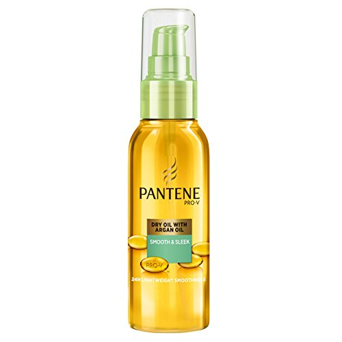 Pantene Pro-V. trockenes Öl glattes Behandlung mit Argan 100ml