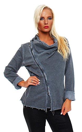 piazza-roma-chaqueta-deportiva-para-mujer-azul-oscuro-talla-unica