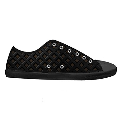 Dalliy Metal Men's Canvas shoes Schuhe Lace-up High-top Sneakers Segeltuchschuhe Leinwand-Schuh-Turnschuhe E