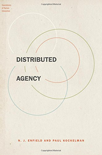 Distributed Agency (Foundations of Human Interaction)