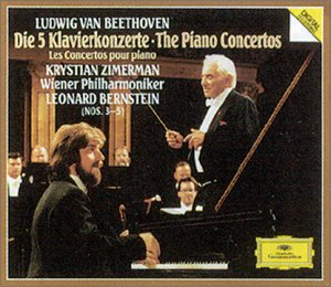 BEETHOVEN - The Piano Concertos