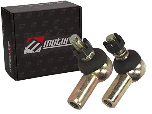 Moturo Spurstangenkopf Typ 34 für Spurstange für 50ccm bis 150ccm ATV, Quad
