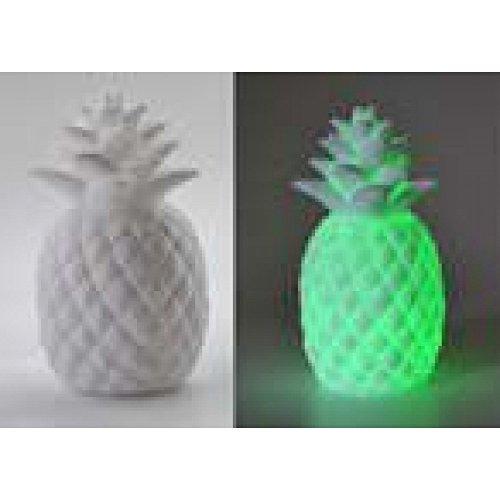 LED-Lampe Leuchte Stimmungsleuchte Farbwechsel Ananas Dekoration Dekoleuchte