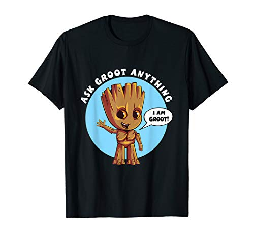 Marvel Ask Groot Anything I am Groot T-Shirt -