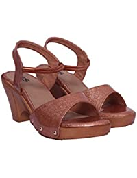 ART SOLE Comfortable And Stylish Synthetic Sandal For Women's & Girl's