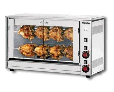 Rôtissoire poulet électrique // ...