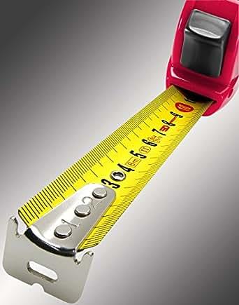 Facom - 893825PB_17266 - Mètre ruban boîtier ABS 893 8m avec blocage 893825PB - Grande résistance à l'usure.