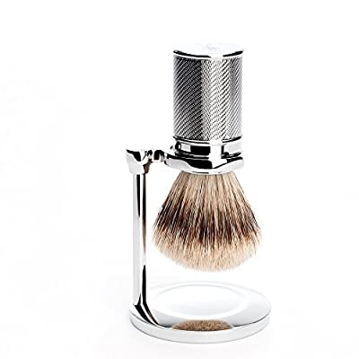 Muhle Deluxe Shaving Brush Stand Only - Brush Not Included