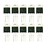 Homyl Juego de Transistores Darlington Potencia Componentes Electrónicos Circuito de Ajuste