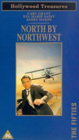 north-by-northwest-vhs