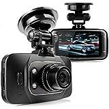 """Bfsat - Cámara para coche (HD, 1080p, DVR, pantalla LCD 2,7"""") - (Importado de Fráncia)"""
