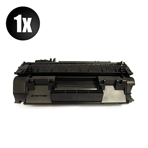 1x Müller Printware Remanufactured Toner für HP Laserjet 2300 D DN L N DTN ersetzt Q2610A 10A -