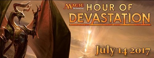 Hour of Devastation 1 Booster Pack - Deutsch