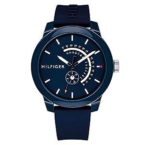 Tommy Hilfiger Herren-Armbanduhr Denim