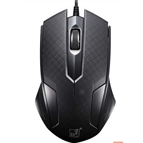 Morza USB Wired Gaming Mouse Optical 1000 DPI USB Computer-Maus Gamer-Mäuse für PC Desktop -