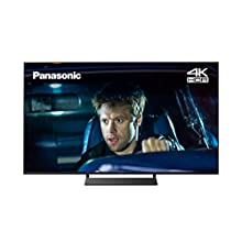 Panasonic TX-50GX800B 50 inch LED 4K Ultra HD HDR Smart TV with Dolby Vision & Dolby Atmos Sound and Freeview Play (2019), Alexa compliant