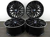 4 Alufelgen Z Design Wheels Z001 18 Zoll passend für BMW 1er 3er E90 F30 4er 5er F10 6er X1 X3 XZZ3 NEU
