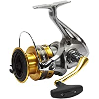 Shimano Sedona FI, Carrete para pesca, velocidades Hagane, modelo de 2017, 6000