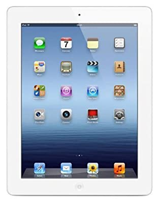 Apple iPad 3 Tablet Storage, WIFI + 3G (Certified Refurbished)
