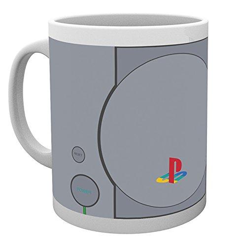 GB Eye, Playstation, Console, Taza
