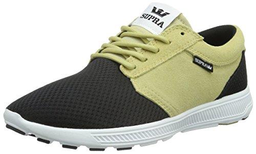 Supra HAMMER RUN, Unisex-Erwachsene Sneakers, Mehrfarbig (HEMP/BLACK - WHITE HPB), 42.5 EU (8 Erwachsene UK)