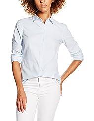 PIECES Damen Hemd Pckarmen Striped Shirt Noos
