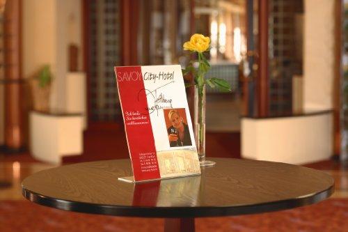 Sigel - Atril de mesa (acrílico, A4), transparente
