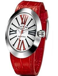 Locman - Damen -Armbanduhr 41000WHRDBKPSR