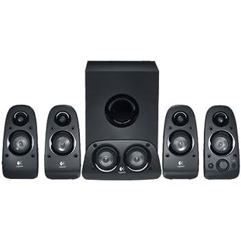 05c44a96a68 Logitech Z506 Surround Sound Speakers/Surround Sound System - Black ...