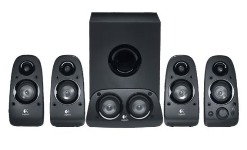 Logitech-Z506-Surround-Sound-SpeakersSurround-Sound-System-Black