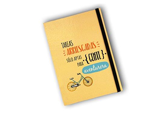 Be Cuki 2900014 Tareas Arriesgadas - Libreta