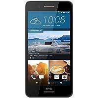 HTC Desire 728Smartphone libre 4G (pantalla: 5,5pulgadas–16GB–Simple Nano-SIM–Android) Gris Meteor