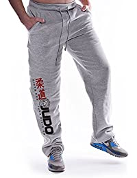 Dirty Ray Arts Martiaux Judo Division pantalon de sport homme SDJ1