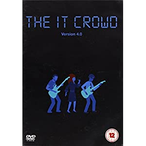 The IT Crowd - Complete Series 1-4 [DVD] [2006]