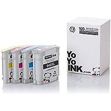 yoyoink cartucce d' inchiostro rigenerate di ricambio per HP 940HP940HP-940XL