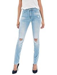 Salsa Light Secret Glamour Push in Slim Jeans