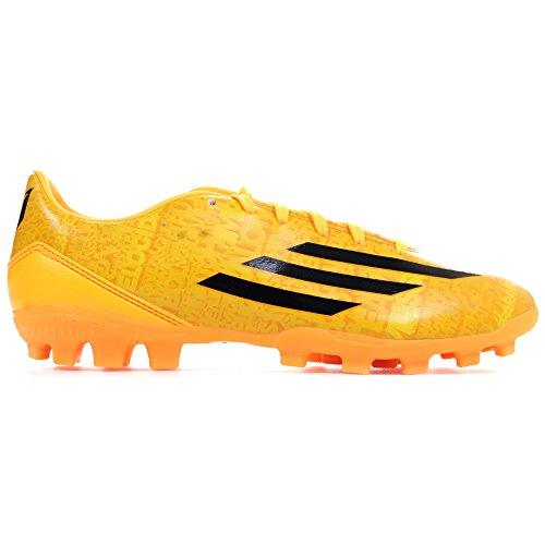 Adidas F10 Ag Messi, Football unisex Jaune