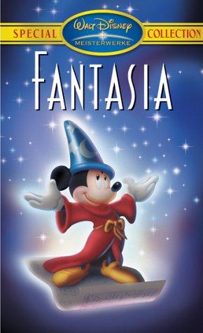 Walt Disney Fantasia [VHS]