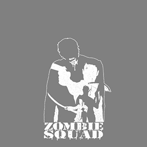 Zombie Squad - Herren T-Shirt Orange