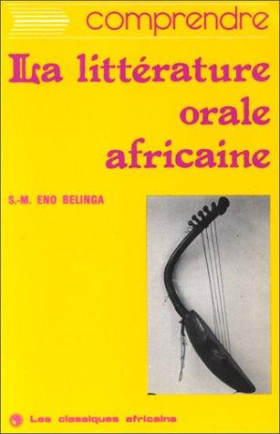 La littérature orale africaine