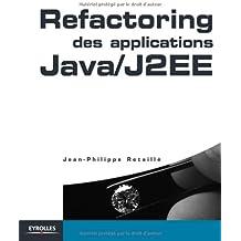 Refactoring des applications Java / J2EE