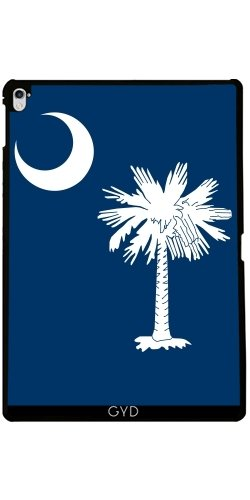 Funda para Apple Ipad Pro 9.7 pulgadas - Bandera Del Estado De Carolina Del Sur by BruceStanfieldArtist
