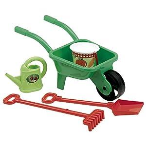 Mookie Toys- Carretilla de jardín con Cubo (Smoby 558)